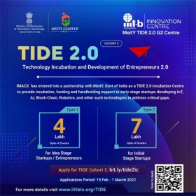 IIITB-IC TIDE 2.0 Grants